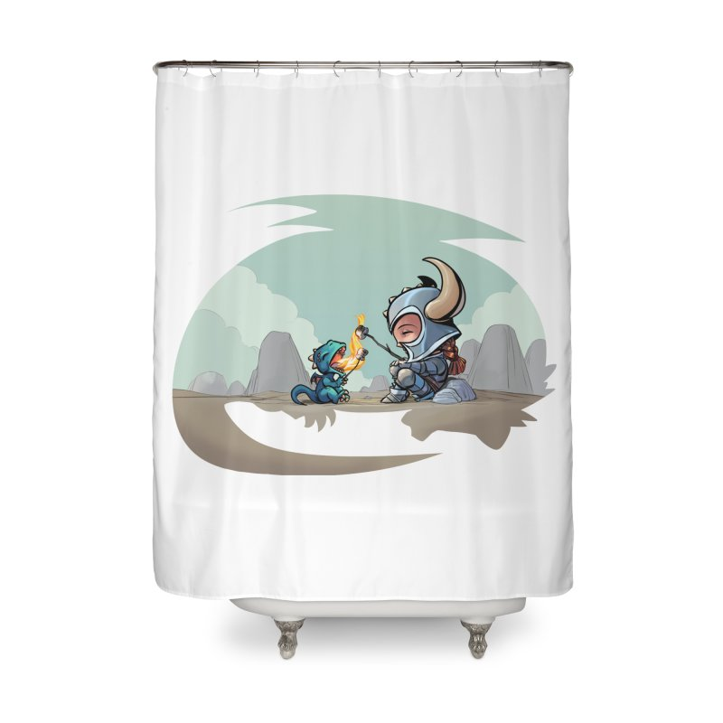 """""""We need not be enemies"""" Home Shower Curtain by weswongwithyou's Artist Shop"""