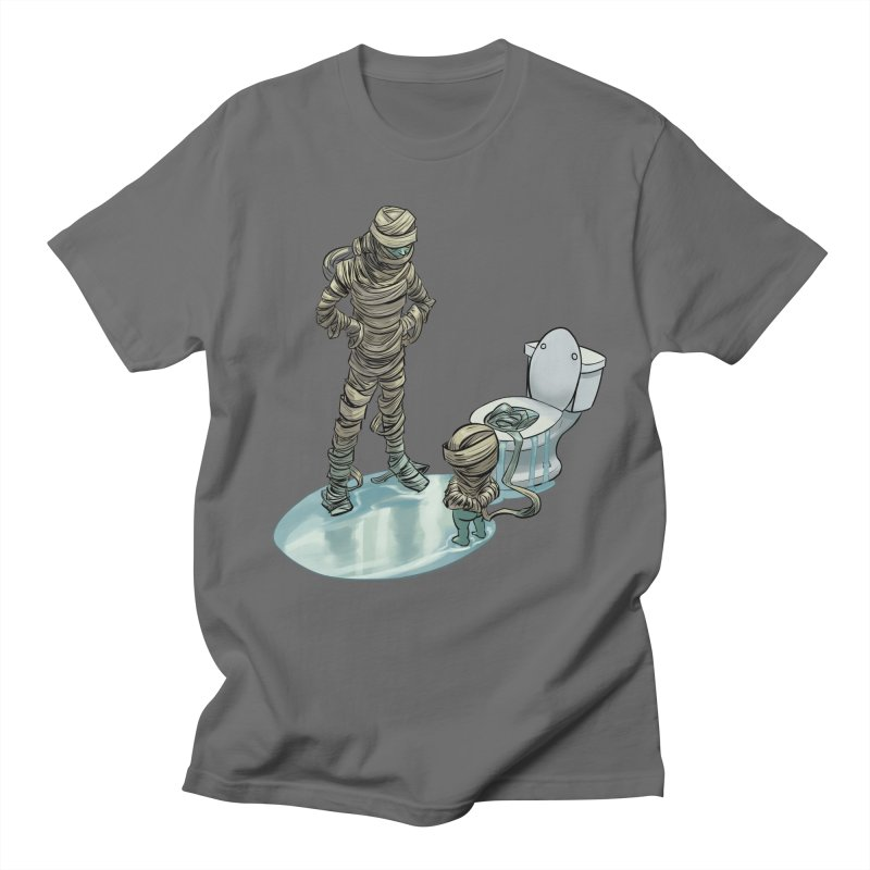 Mummy's work is never done Men's T-Shirt by weswongwithyou's Artist Shop