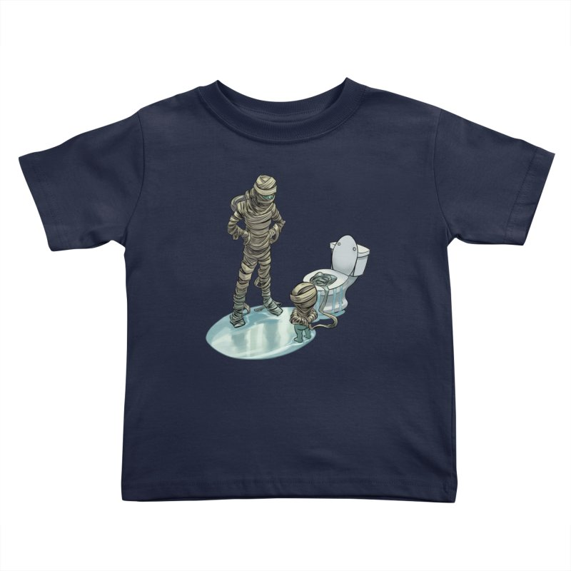Mummy's work is never done Kids Toddler T-Shirt by weswongwithyou's Artist Shop