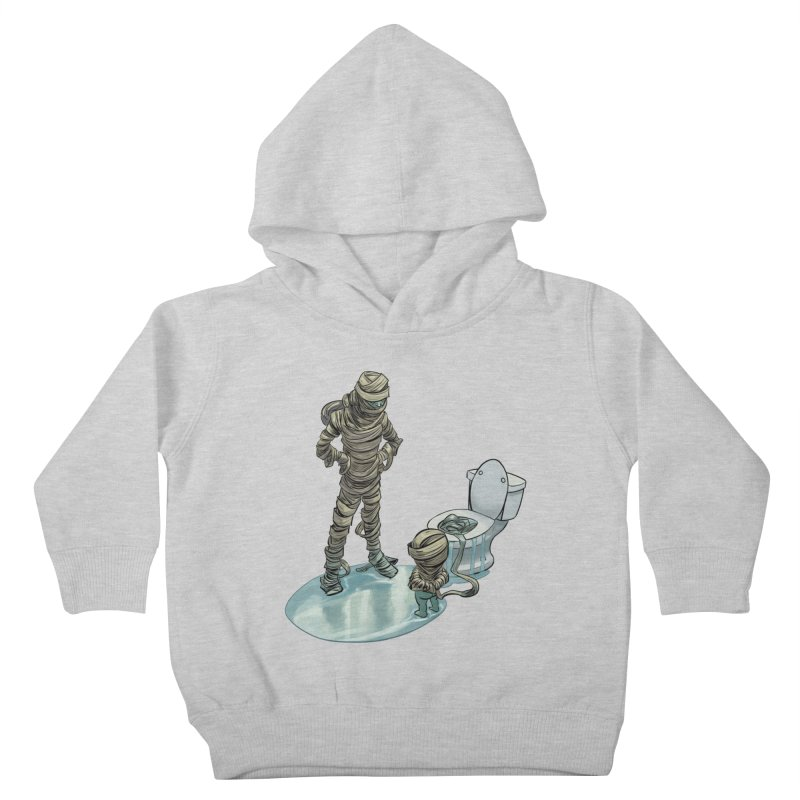 Mummy's work is never done Kids Toddler Pullover Hoody by weswongwithyou's Artist Shop
