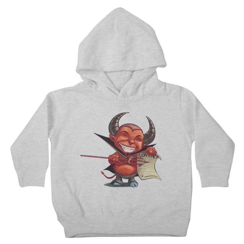 Let's make a deal Kids Toddler Pullover Hoody by weswongwithyou's Artist Shop