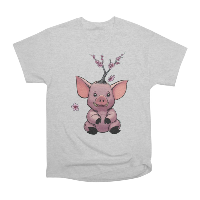Lunar New Year 2019 Earth Pig Men's T-Shirt by weswongwithyou's Artist Shop