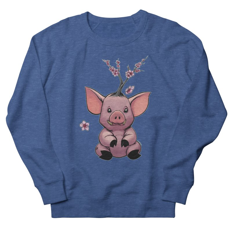 Lunar New Year 2019 Earth Pig Men's Sweatshirt by weswongwithyou's Artist Shop