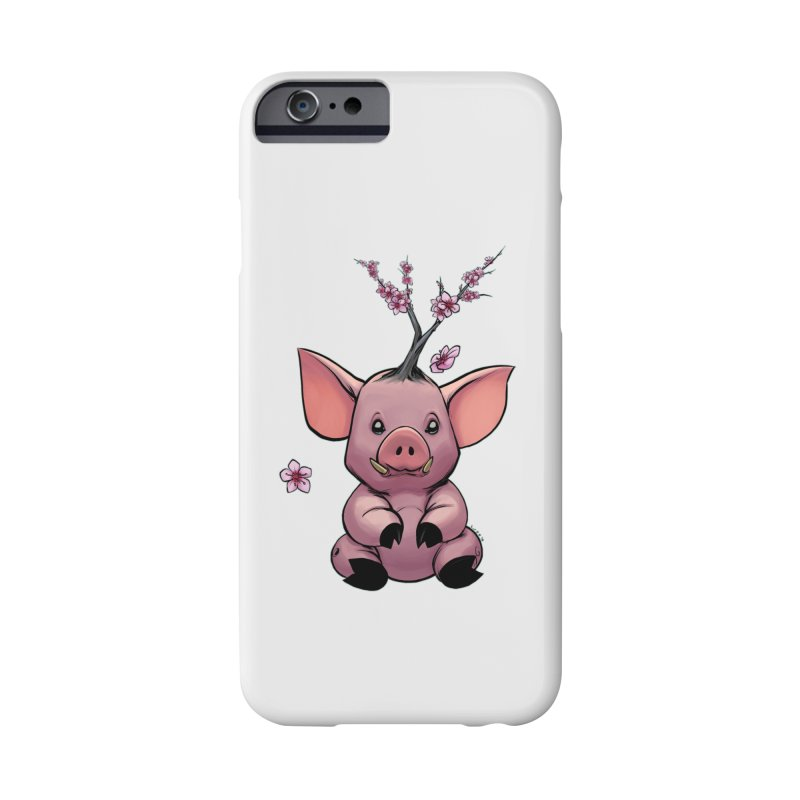 Lunar New Year 2019 Earth Pig Accessories Phone Case by weswongwithyou's Artist Shop