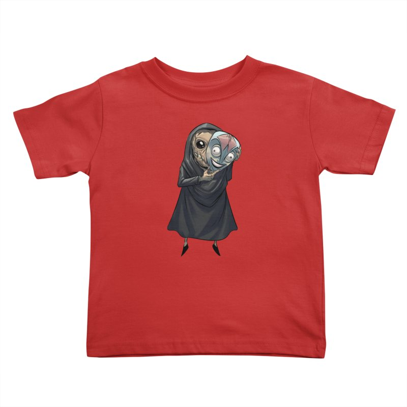 Mask Kids Toddler T-Shirt by weswongwithyou's Artist Shop