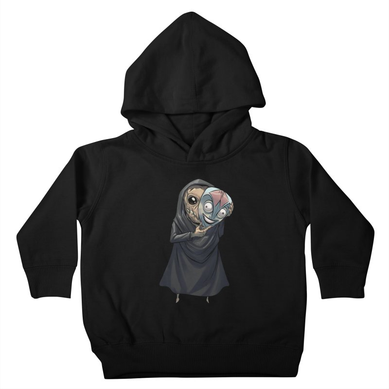 Mask Kids Toddler Pullover Hoody by weswongwithyou's Artist Shop