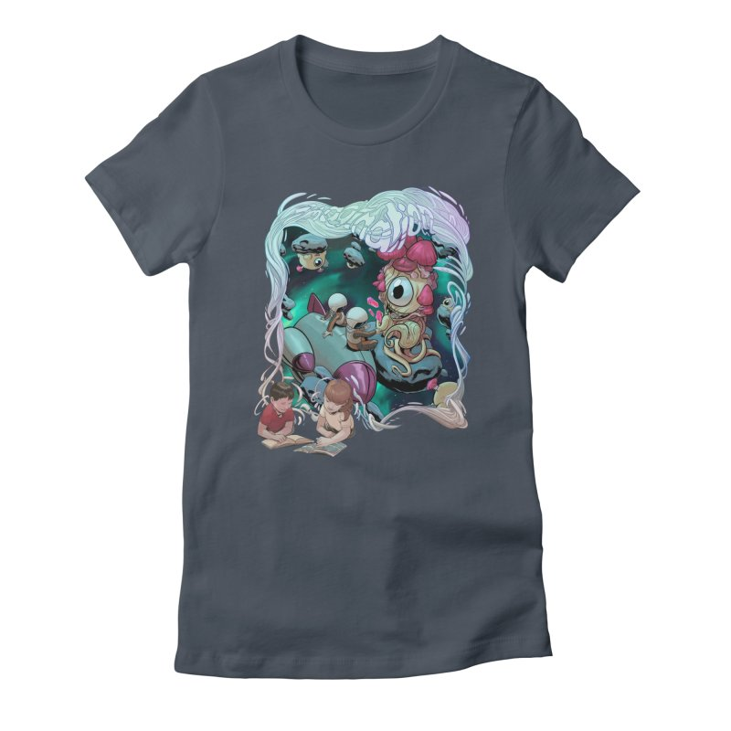 Imagination - Sci Fi Women's T-Shirt by weswongwithyou's Artist Shop