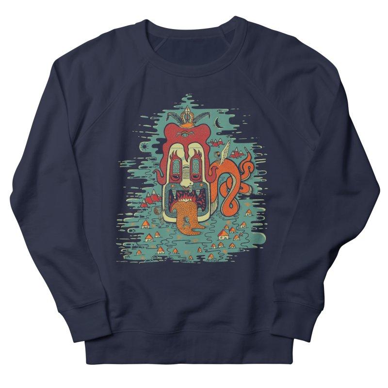 Serpiente Men's Sweatshirt by wetzka's Artist Shop