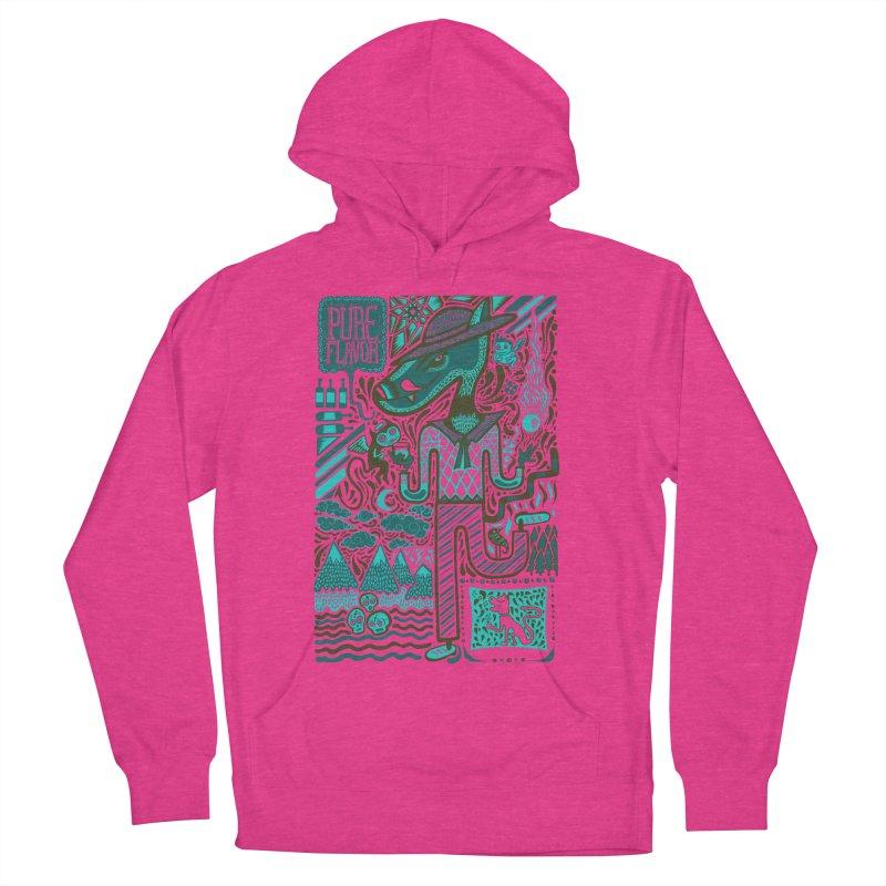 sabor puro Women's Pullover Hoody by wetzka's Artist Shop