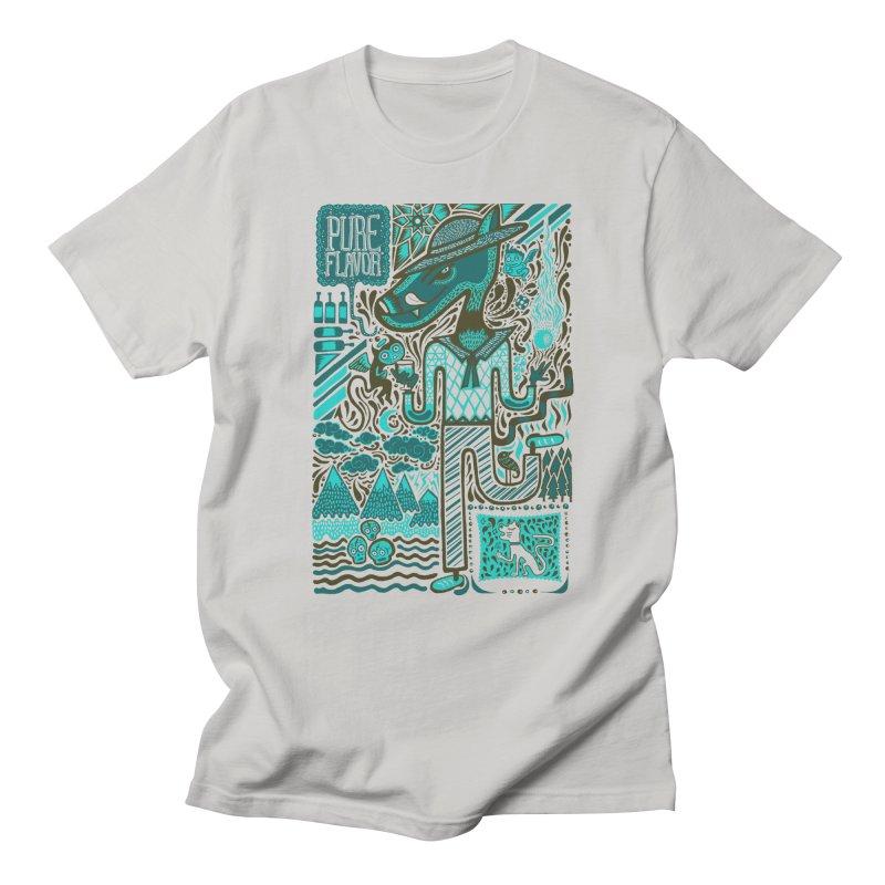 sabor puro Men's T-Shirt by wetzka's Artist Shop