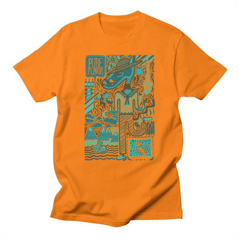 sabor puro Men's T-Shirt by wetzka's Artist Shop