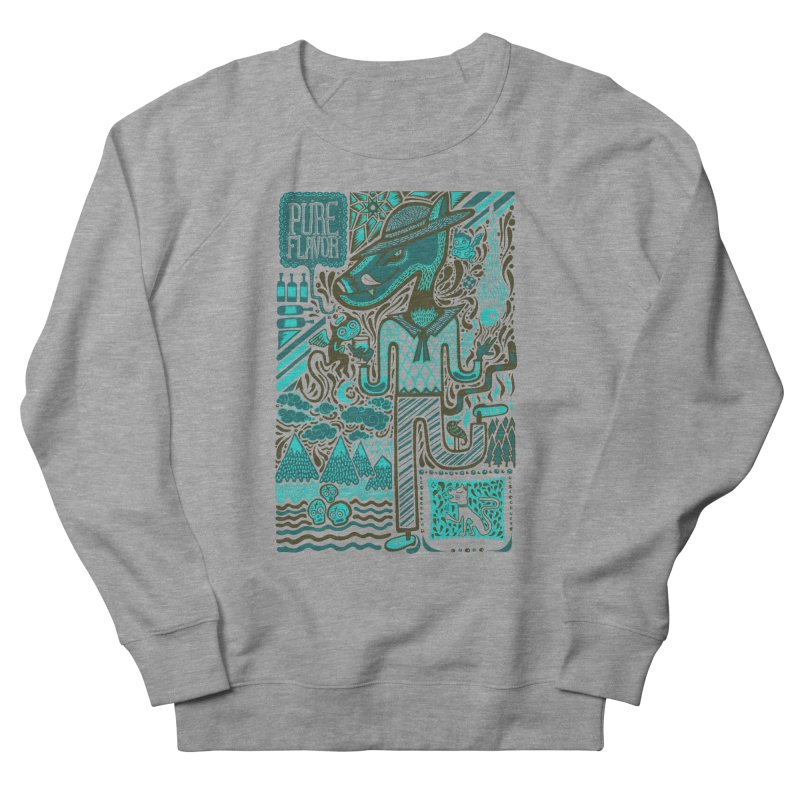 sabor puro Women's Sweatshirt by wetzka's Artist Shop