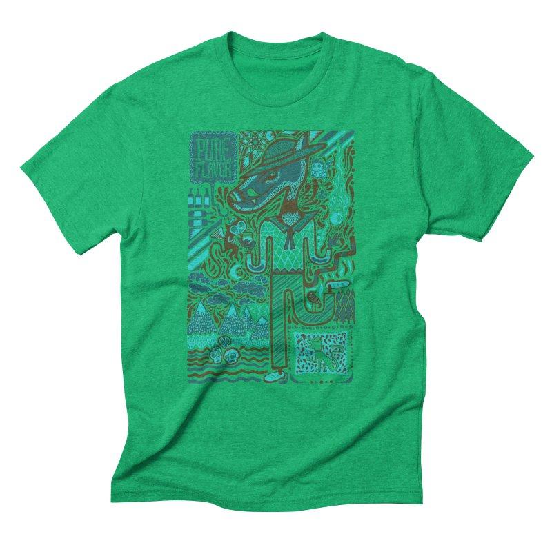 sabor puro Men's Triblend T-Shirt by wetzka's Artist Shop