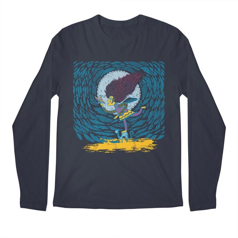 Nahuala Men's Longsleeve T-Shirt by wetzka's Artist Shop