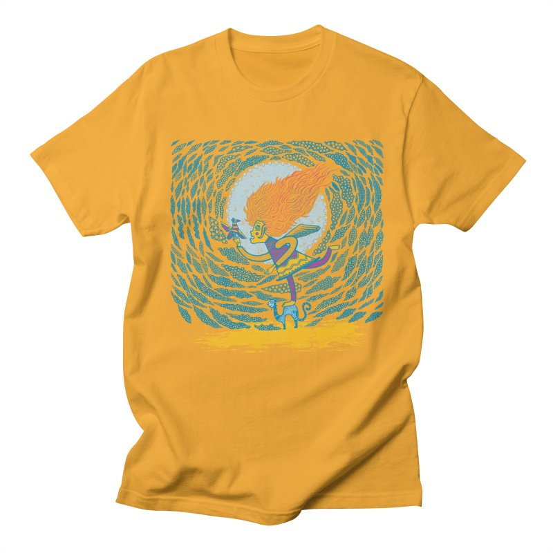 Nahuala Men's T-Shirt by wetzka's Artist Shop