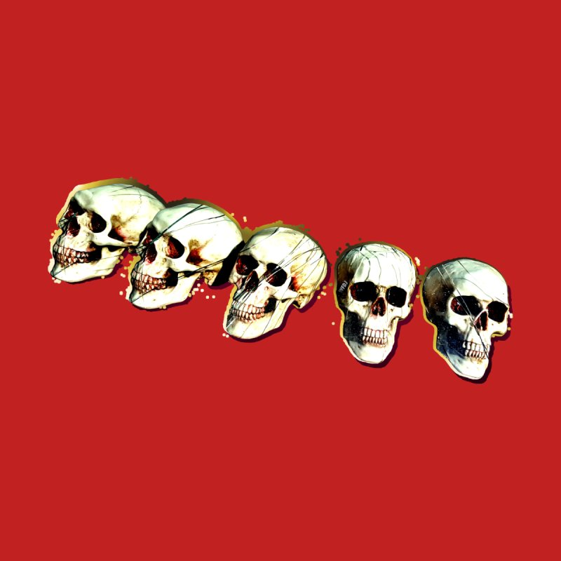 SKULL ROW   by World Famous Design Junkies