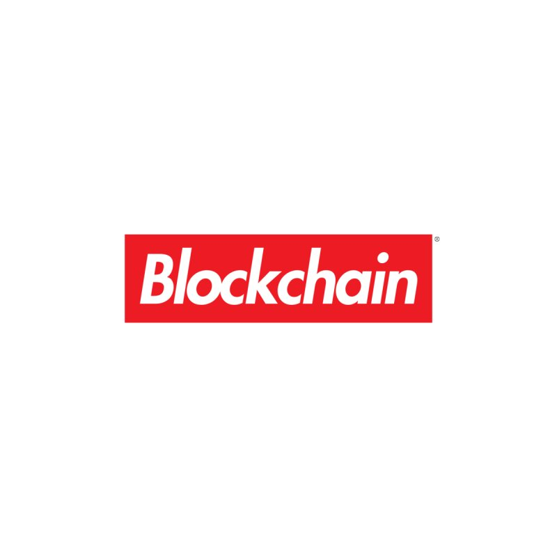 Blockchain box logo None  by World Famous Design Junkies