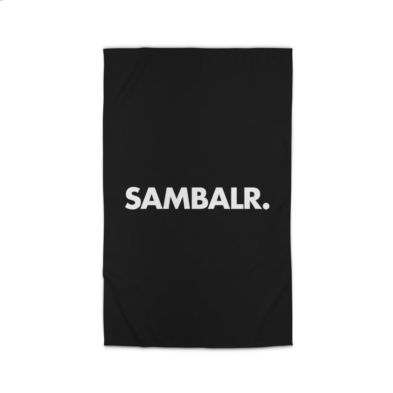 SAMBALR Home Rug by WHADDUPANDA BODEGA
