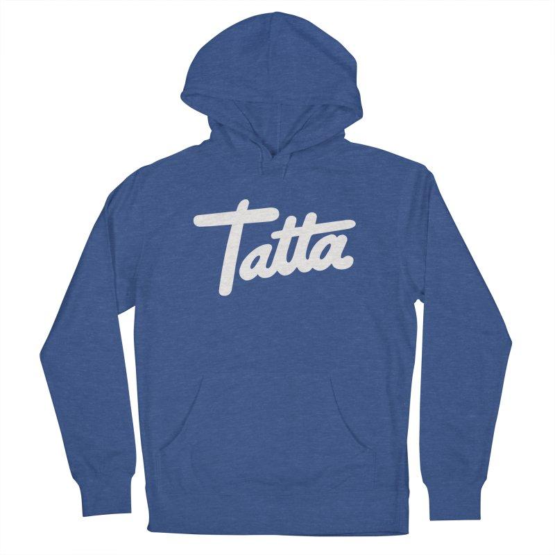 Tatta Men's Pullover Hoody by WHADDUPANDA BODEGA