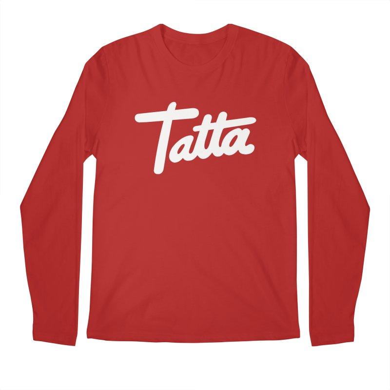 Tatta Men's Longsleeve T-Shirt by WHADDUPANDA BODEGA