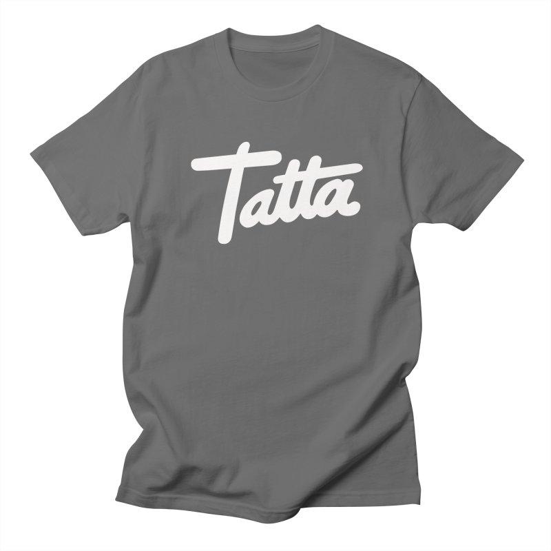 Tatta Women's Unisex T-Shirt by WHADDUPANDA BODEGA