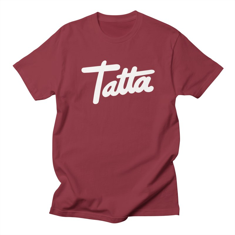 Tatta Men's T-Shirt by WHADDUPANDA BODEGA