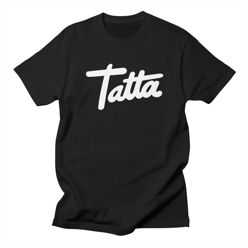 Tatta Men's T-shirt by WHADDUPANDA BODEGA