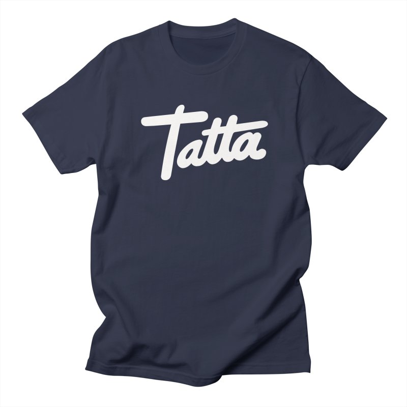 Tatta Women's Unisex T-Shirt by WHADDUPANDA BODEGA