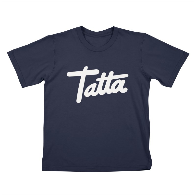 Tatta Kids T-Shirt by WHADDUPANDA BODEGA