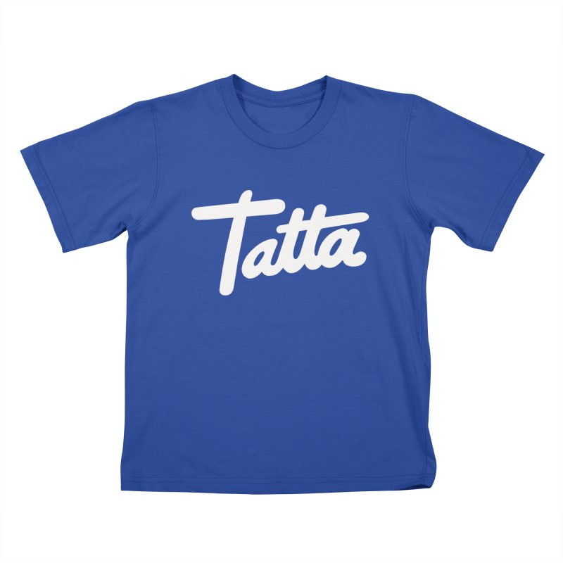 Tatta Kids T-Shirt by WHADDUPANDA BODEGA