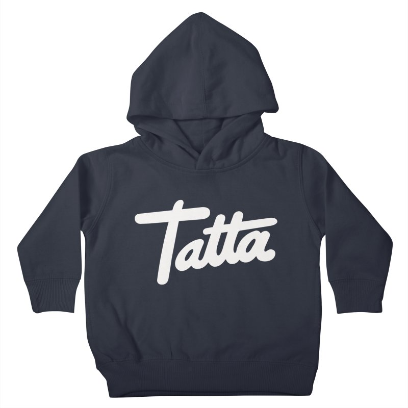Tatta Kids Toddler Pullover Hoody by WHADDUPANDA BODEGA