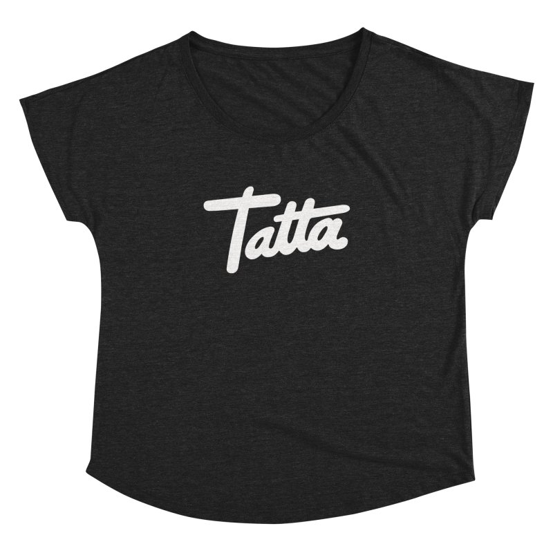 Tatta Women's Dolman by WHADDUPANDA BODEGA