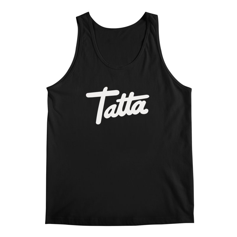 Tatta Men's Tank by WHADDUPANDA BODEGA