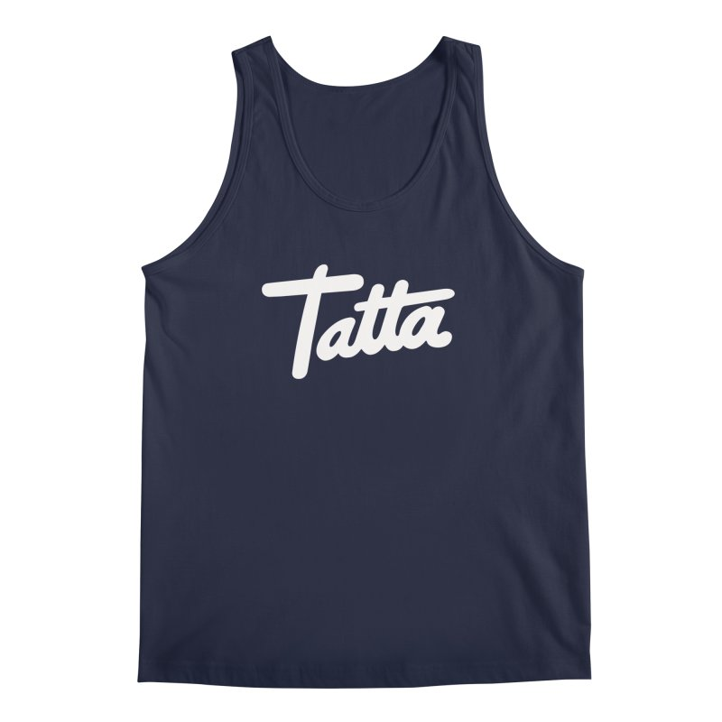 Tatta Men's Tank by WHADDUPANDA BODEGA