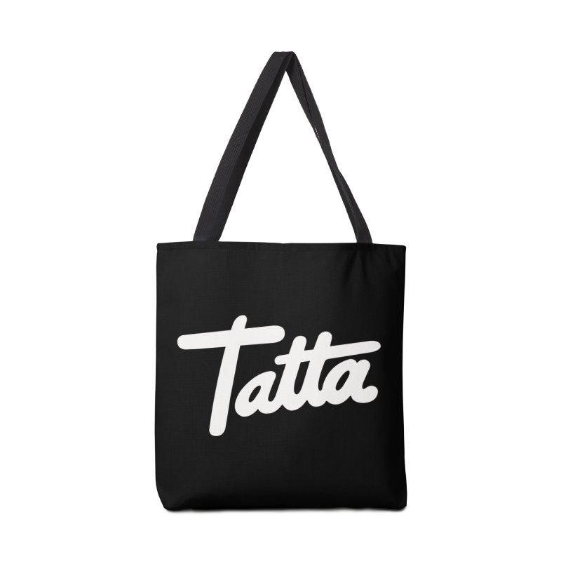 Tatta Accessories Bag by WHADDUPANDA BODEGA