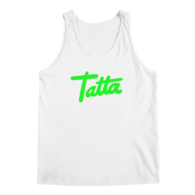 Tatta neon green   by WHADDUPANDA BODEGA