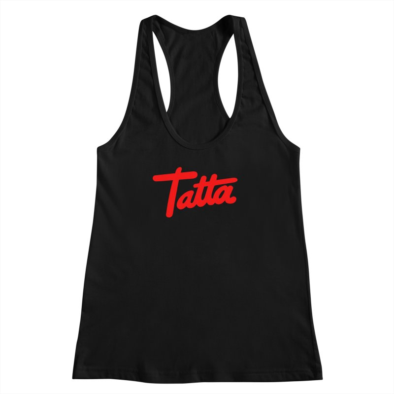 Tatta red   by WHADDUPANDA BODEGA