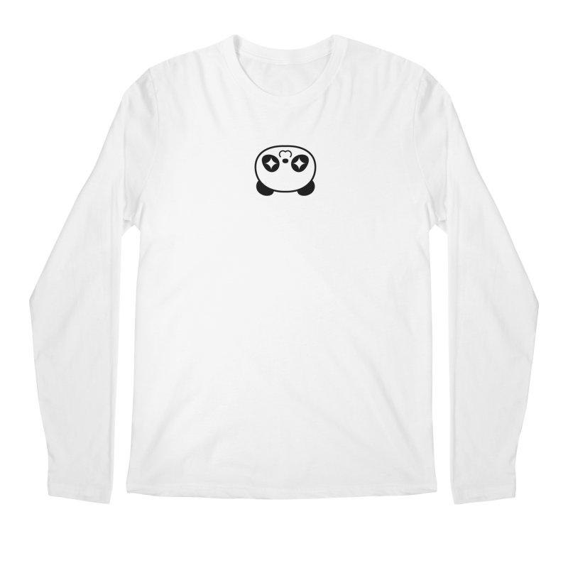 Drunk Panda Men's Longsleeve T-Shirt by WHADDUPANDA BODEGA
