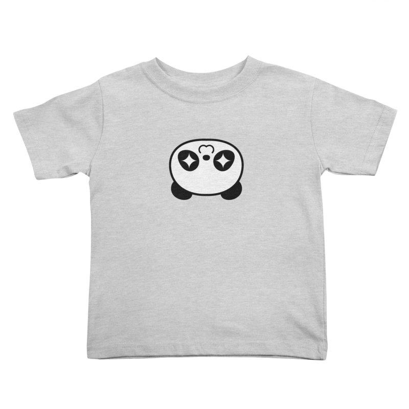 Drunk Panda Kids Toddler T-Shirt by WHADDUPANDA BODEGA