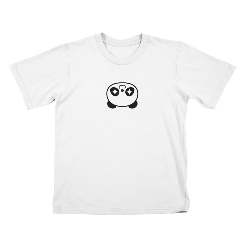 Drunk Panda Kids T-Shirt by WHADDUPANDA BODEGA