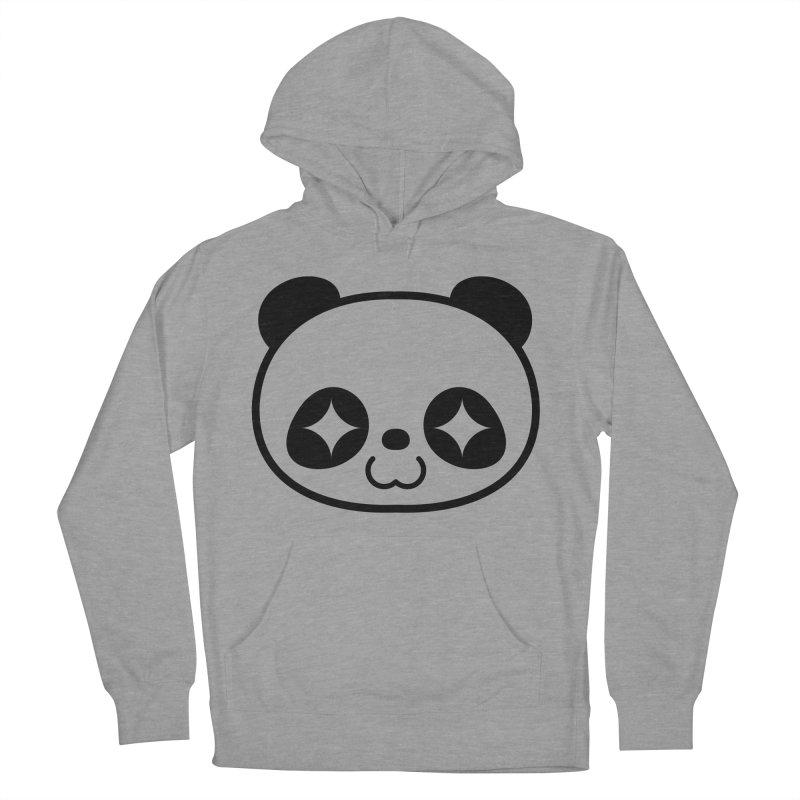 PANDA Men's Pullover Hoody by WHADDUPANDA BODEGA