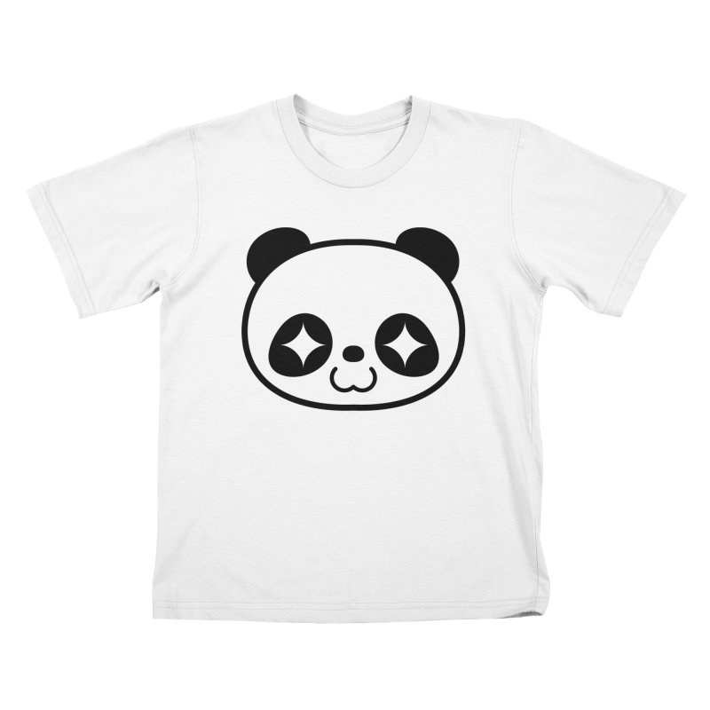 PANDA Kids T-shirt by WHADDUPANDA BODEGA