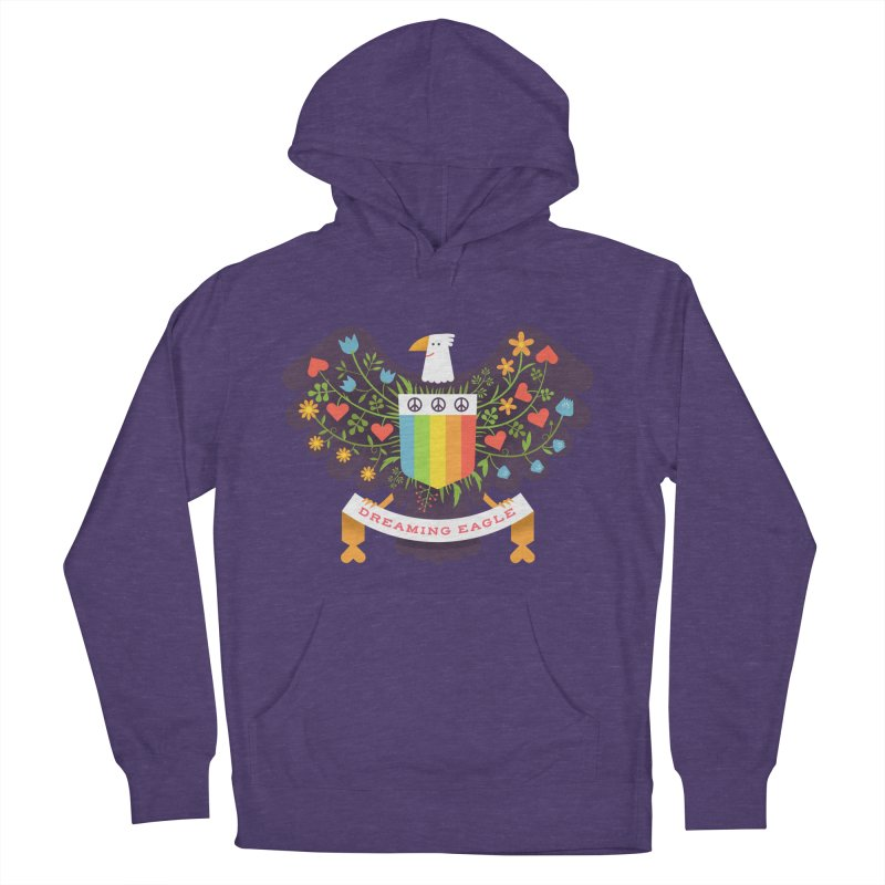 Dreaming Eagle Women's Pullover Hoody by wharton's Artist Shop