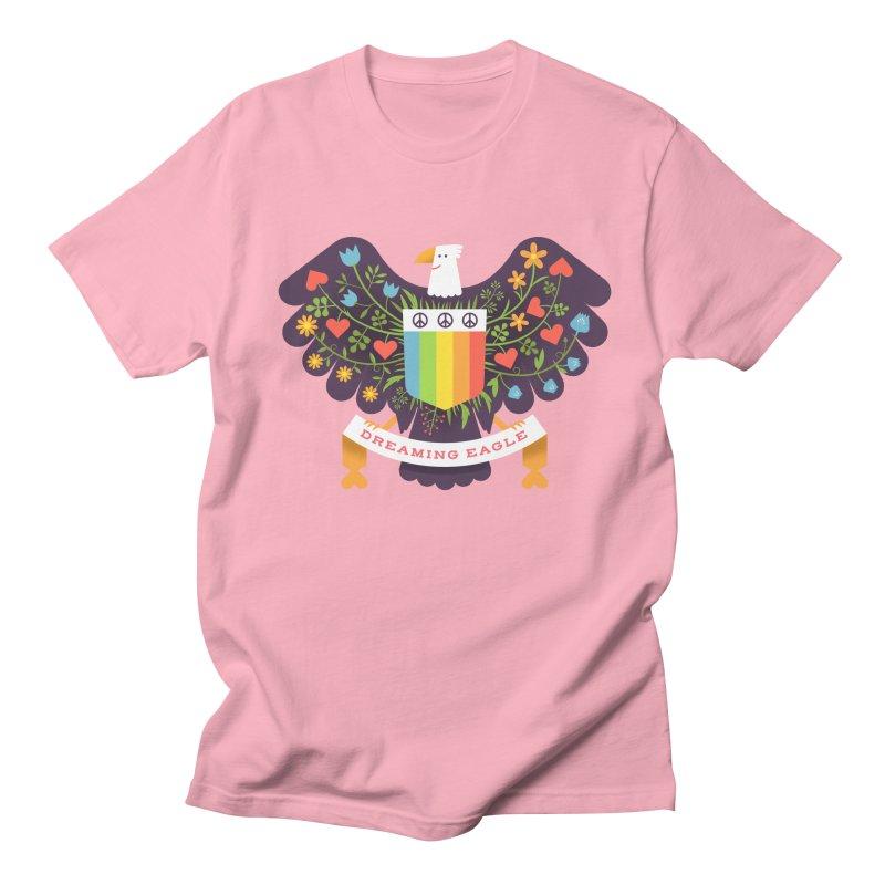 Dreaming Eagle Women's Unisex T-Shirt by wharton's Artist Shop