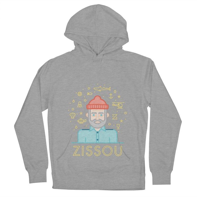 Zissou Women's Pullover Hoody by wharton's Artist Shop