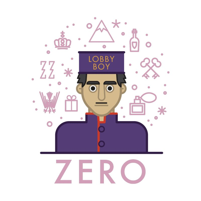 Zero by wharton's Artist Shop