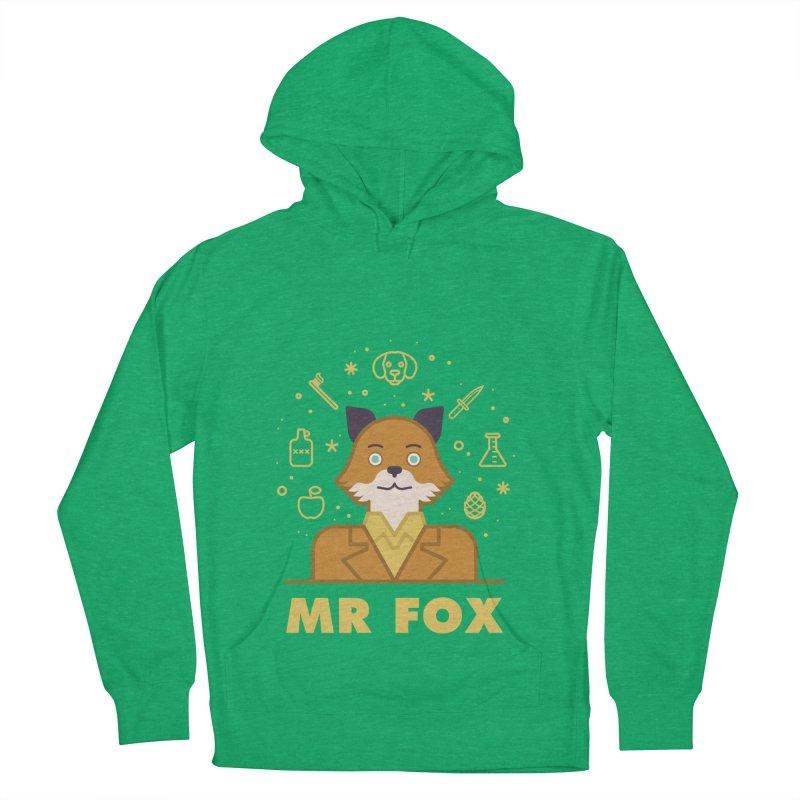 Fantastic Mr Fox Men's Pullover Hoody by wharton's Artist Shop
