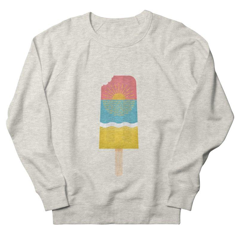 Popsicle Sunset Men's Sweatshirt by wharton's Artist Shop