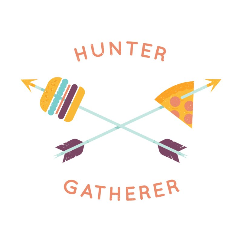 Hunter Gatherer by wharton's Artist Shop