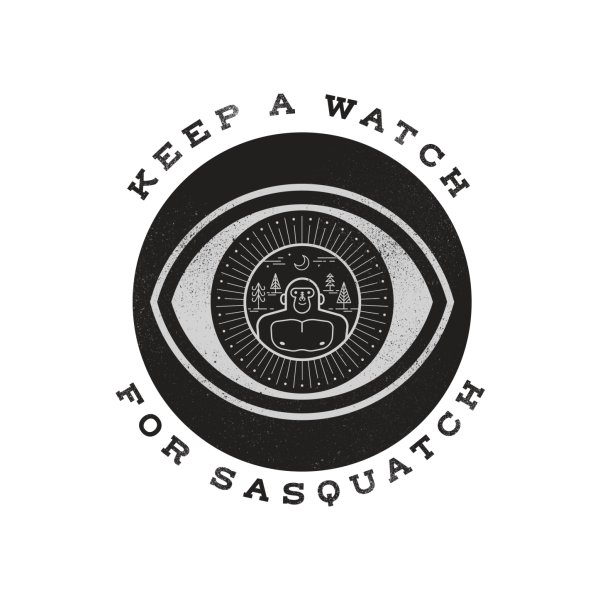 image for Keep a watch for sasquatch